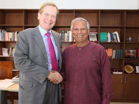 Yunus-German envoy