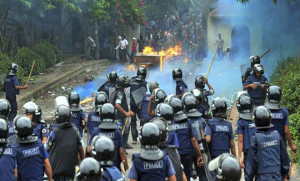 Bangladesh unrest
