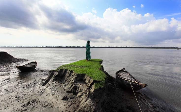 BangladeshWomanCyclone