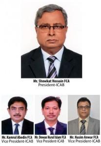 President & VP for 2014