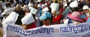 Cambodia May Day