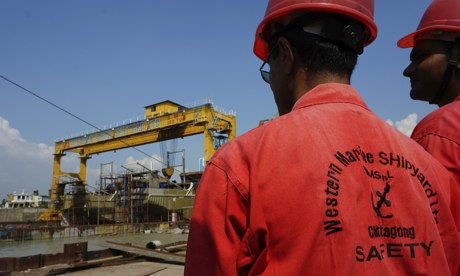 MDG : Western Marine Shipyards Ltd, one of Bangladesh's leading shipyards