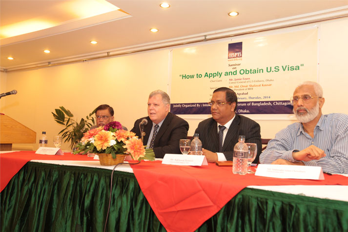 IBFB Seminar on US Visa