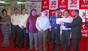 Airtel 3G launch in Bogra