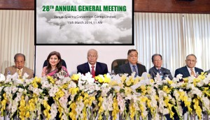 Green Delta Insurance Holds its 28th AGM