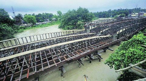 tripura rail bridge