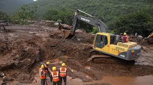 landslide India