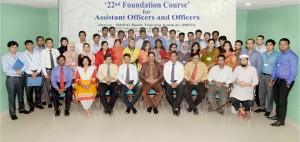 22nd Foundation Course End Pic