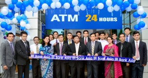 ATM Booth Opening