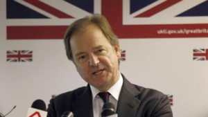 british foreign minister