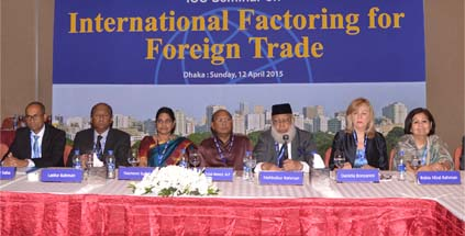 Press Photo-Commerce Minister-ICC Seminar on Factoring