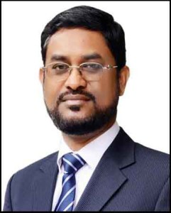 Alhaj Md. Sanaullah Shahid, Vice-Chairman, Executive Committee, Shahjalal Islami Bank Ltd.