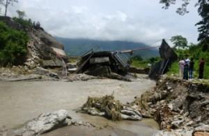 darjilling landslide