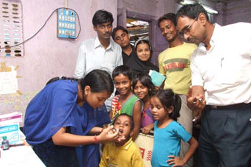 oral colera vacccine
