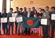 Seeds for the Future winners return from China