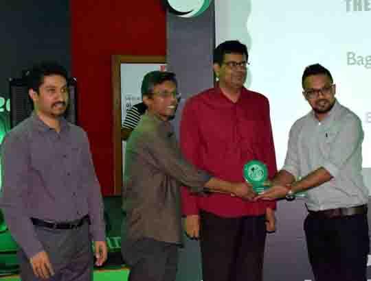 eCourier award