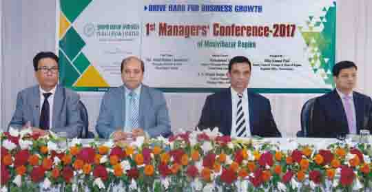 1st Managers' Conf M'bazar