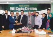 MoU with Air Asia