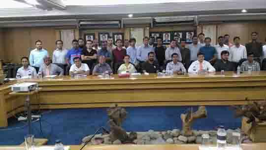 Press-FSA & TA Program -11-12 May 18
