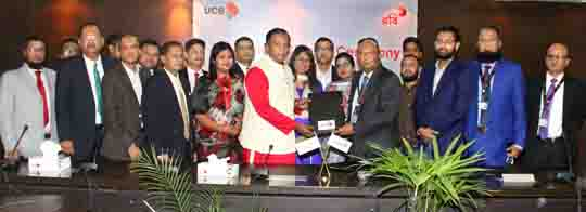 UCB and Robi signs corporate agreement